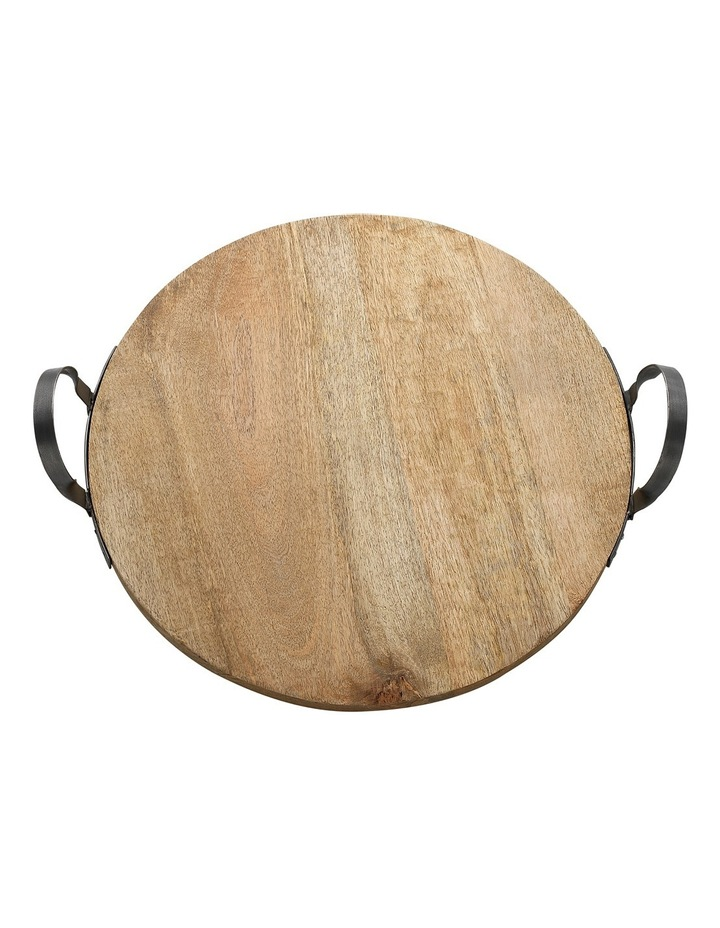 Arcadian Handled Round Centrepiece 50cm image 1
