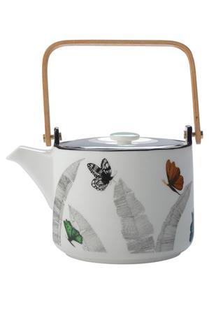 Christopher Vine - The Sanctuary Teapot Wood Handle 700ML