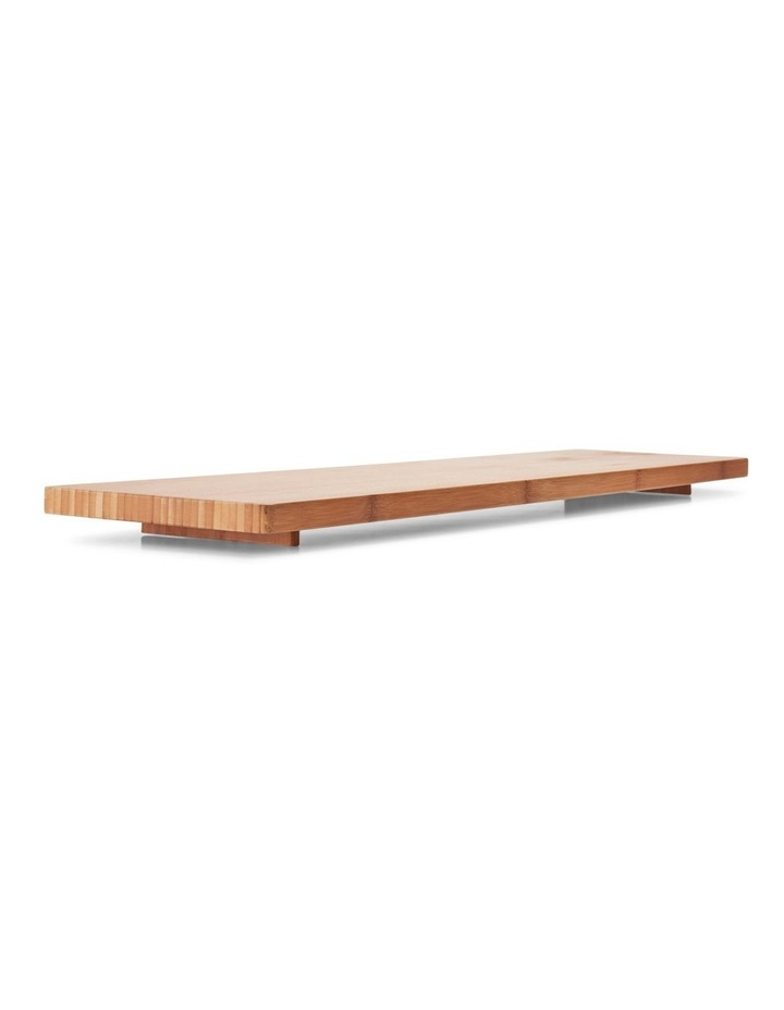 BENTO Bamboo Serving Board 80x20cm image 2