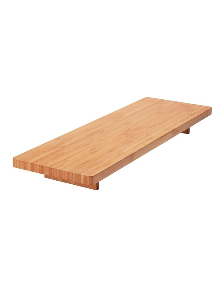 BENTO Bamboo Serving Board 60x20cm image 1