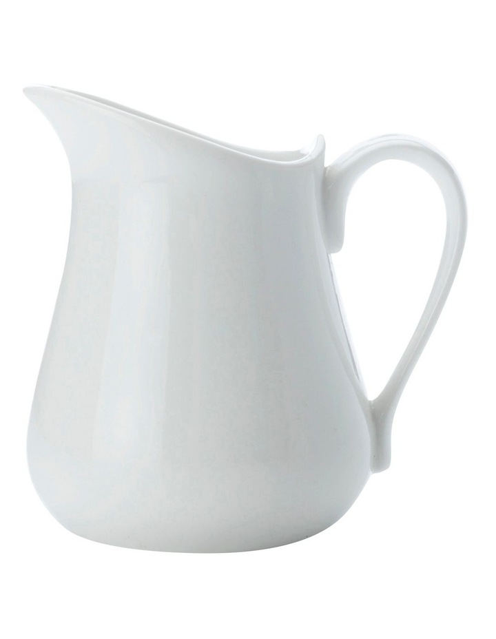 White Basics Milk Jug 110ML image 1