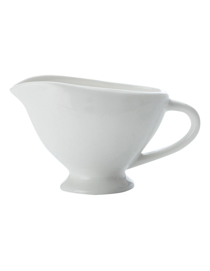 White Basics Mini Sauce Boat 75ML image 1