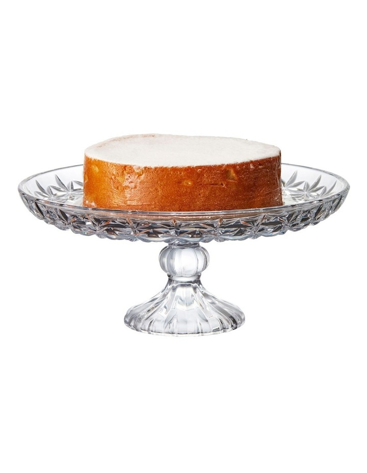 Milan Footed Cake Stand - 30cm image 2
