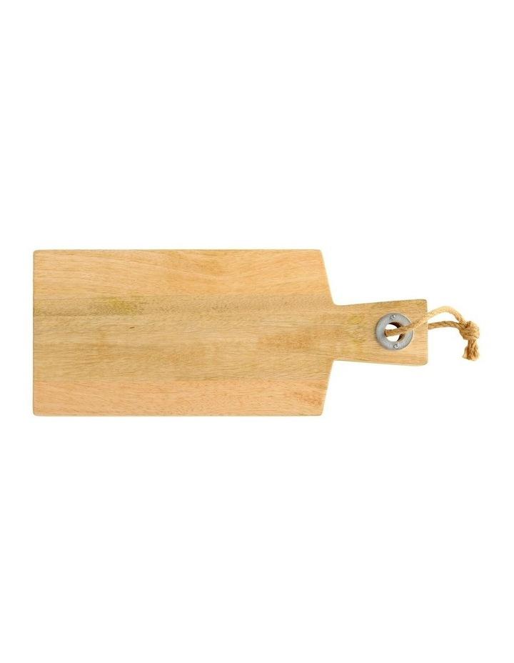 Mezze Mango Wood Rectangular Board 58x16cm image 1