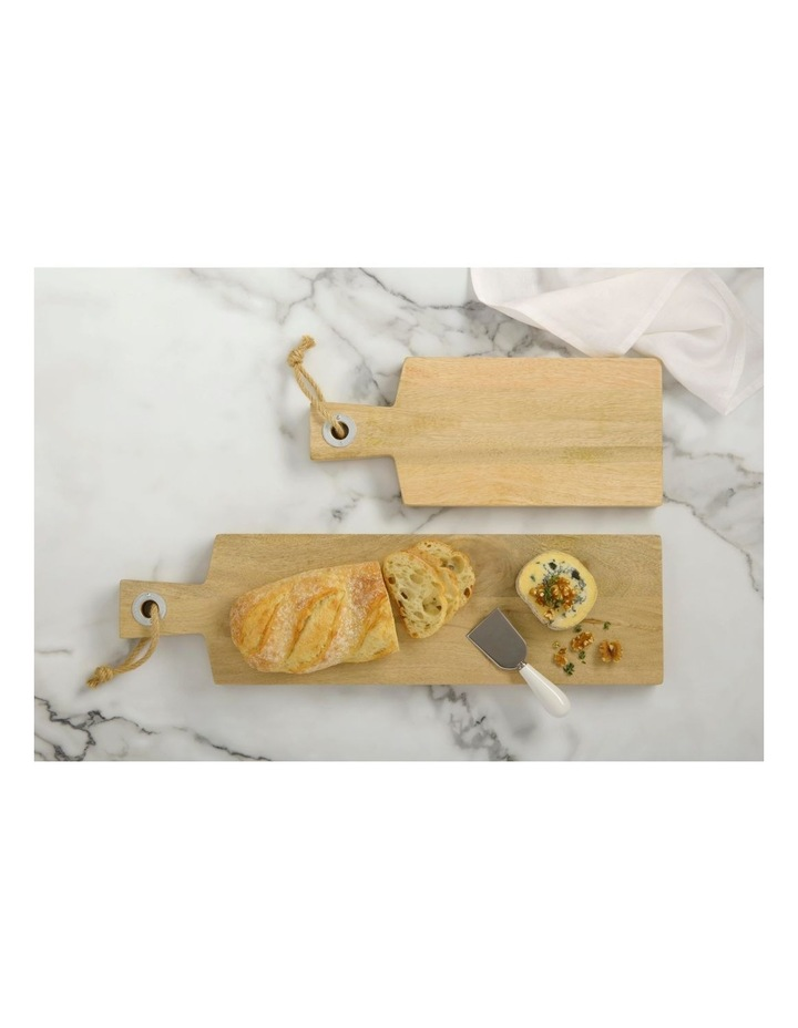 Mezze Mango Wood Rectangular Board 58x16cm image 2
