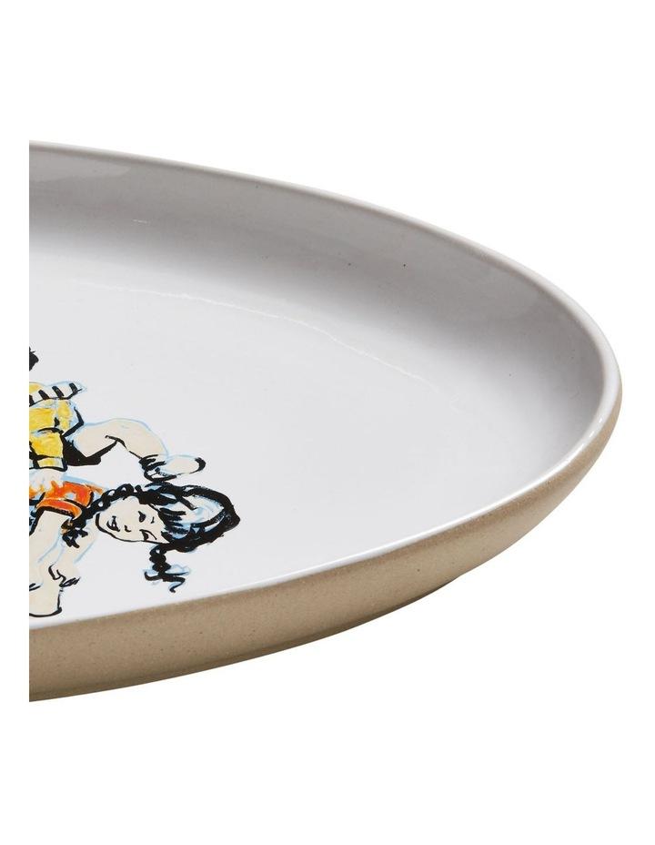 Bromley Oval Platter - Leapfrog image 2