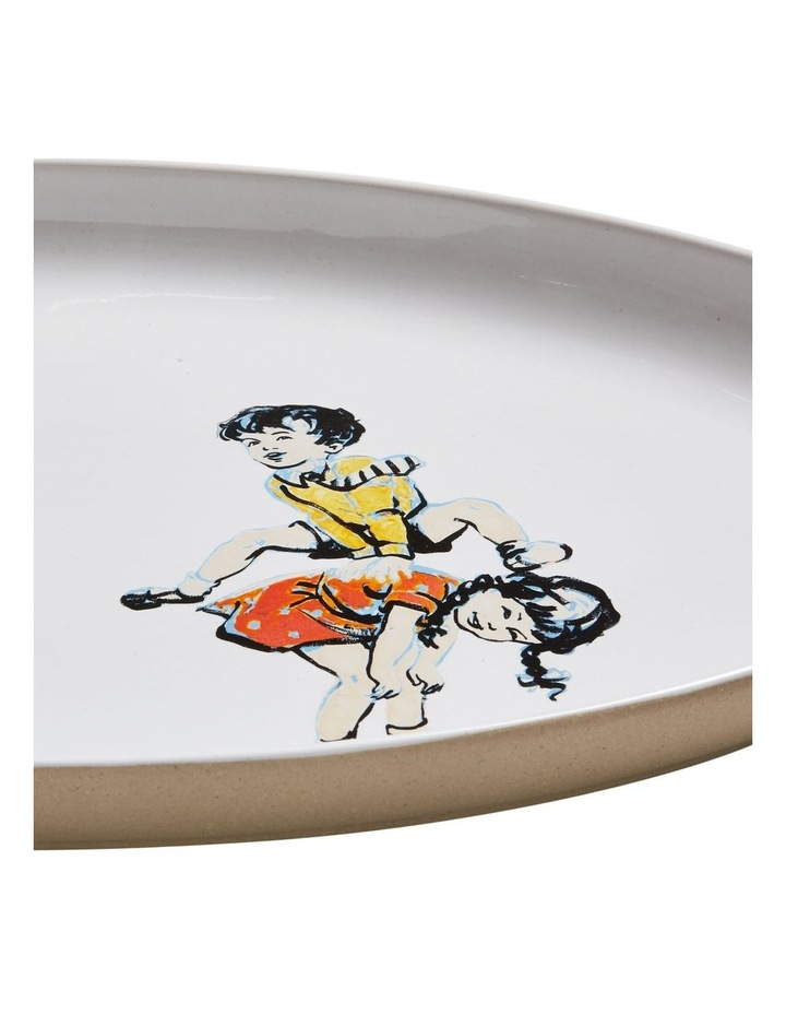 Bromley Oval Platter - Leapfrog image 3