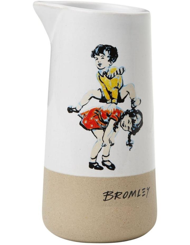 Bromley Small Jug no Handle - Leapfrog image 1