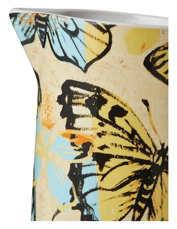 Bromley Small Jug no Handle - Yellow Butterflies image 2