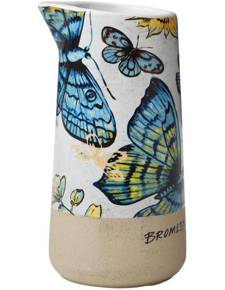 Bromley Small Jug no Handle - Butterflies image 1