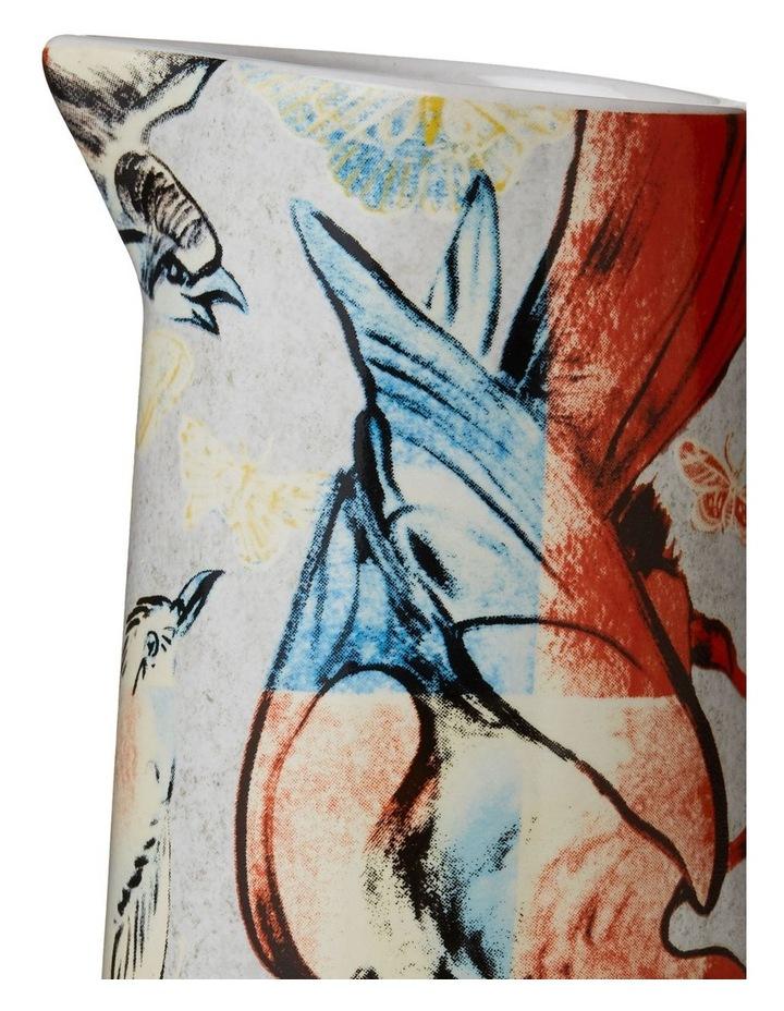 Bromley Mini Pourer No Handle - Red & Blue Birds image 2