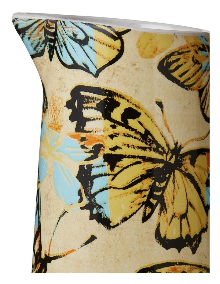 Bromley Mini Pourer No Handle - Yellow Butterflies image 2