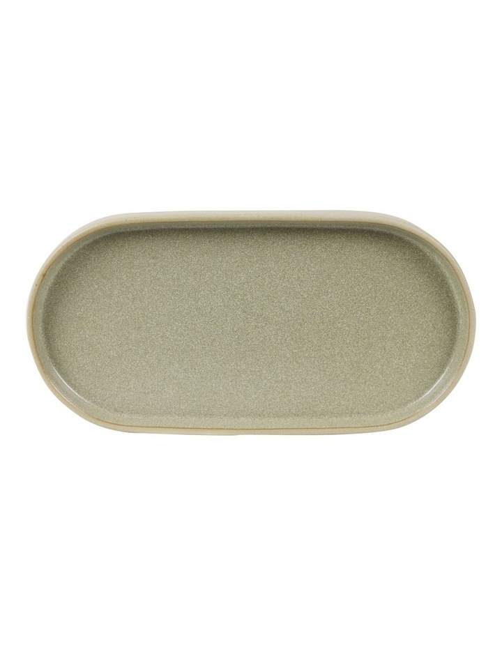Wellness Bathroom Tray in Olive image 1