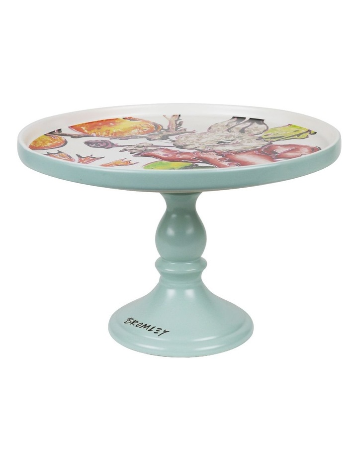 Cake Stand DB Chef Painting 9544 image 2