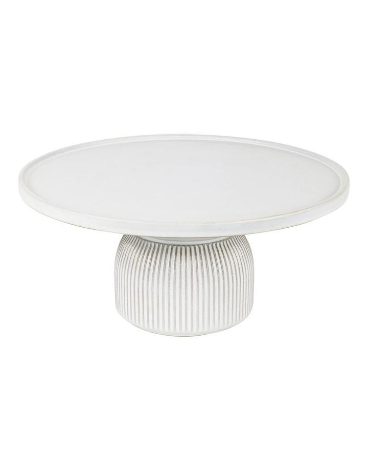 Robert Gordon Dessert Story Cake Stand - White Opaque image 2