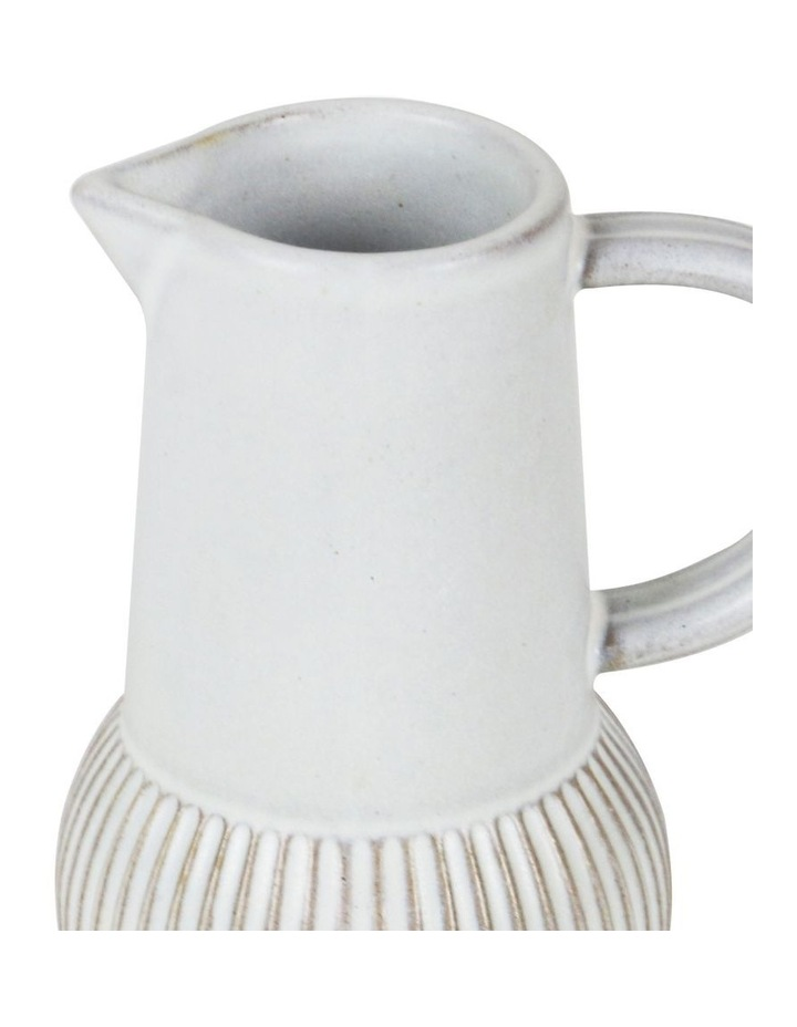 Robert Gordon Dessert Story Creamer Jug - White Opaque image 3