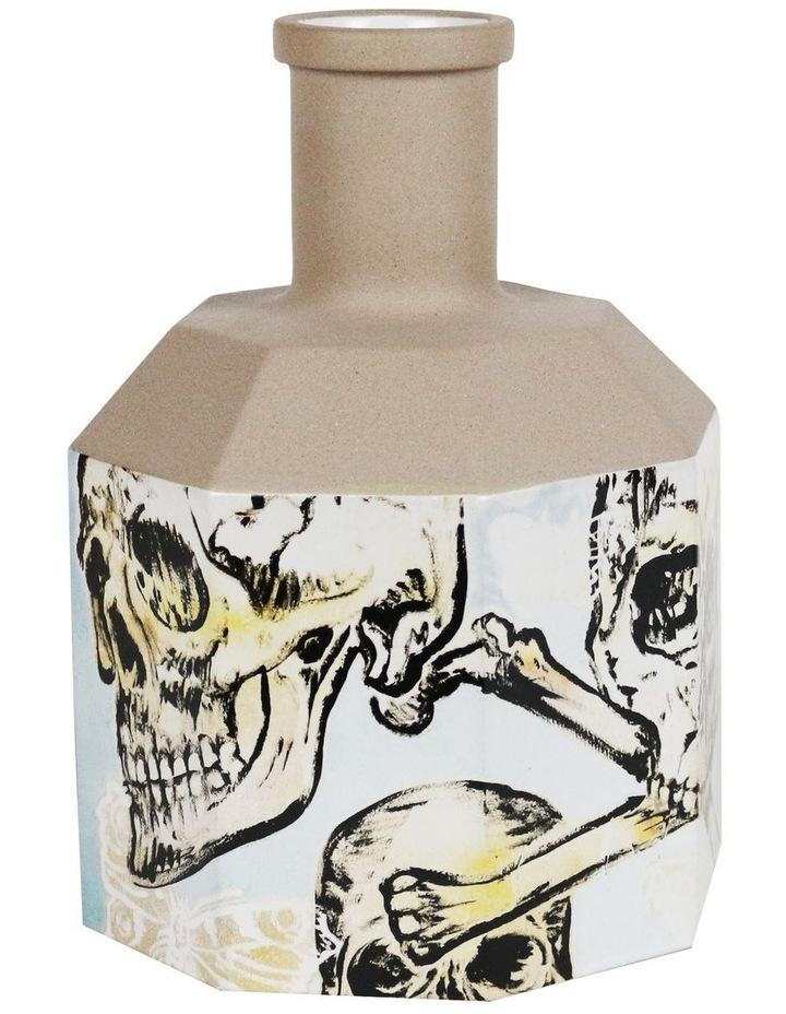 Robert Gordon X Bromley Vase - Big Skulls image 1