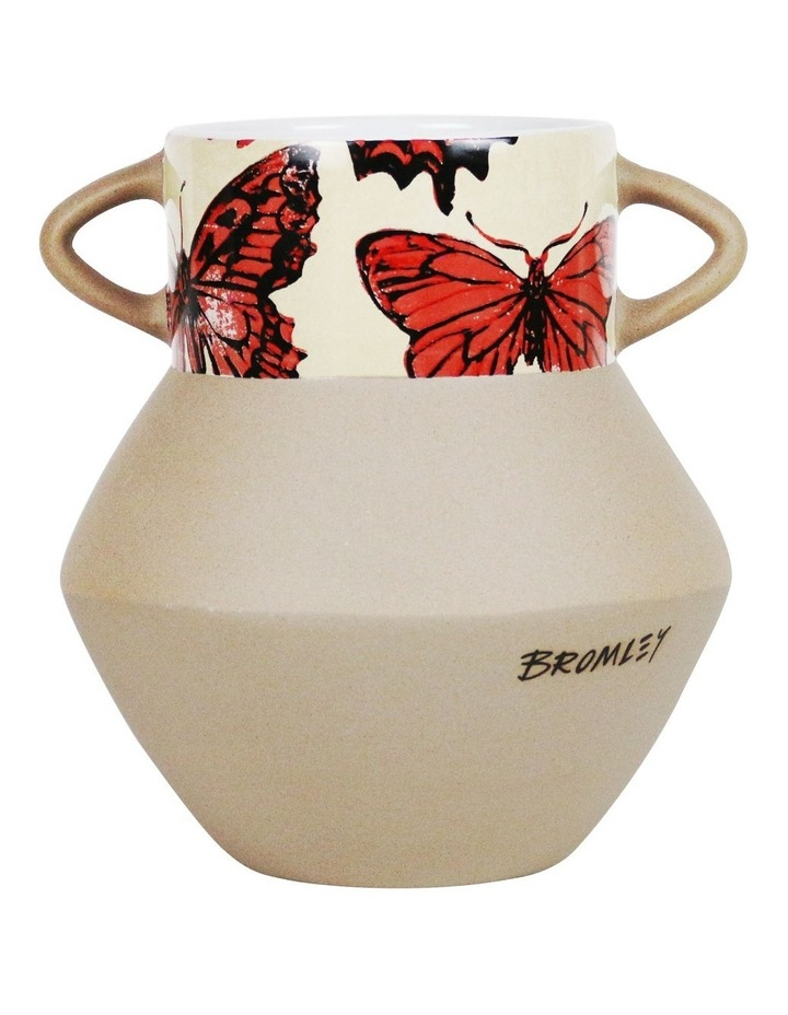 Robert Gordon X Bromley Vase - Gold Butterflies image 1