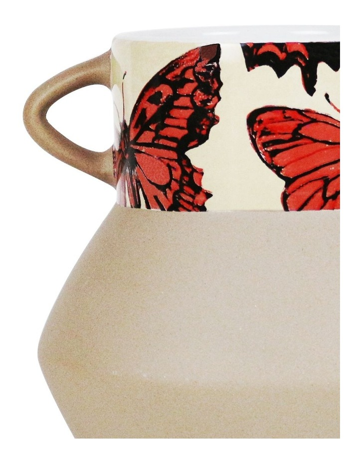 Robert Gordon X Bromley Vase - Gold Butterflies image 2