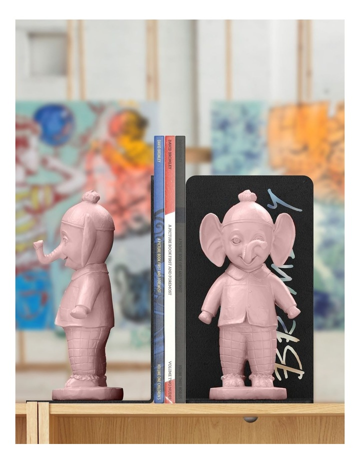 Robert Gordon X Bromley Bookends Pink So2 image 3