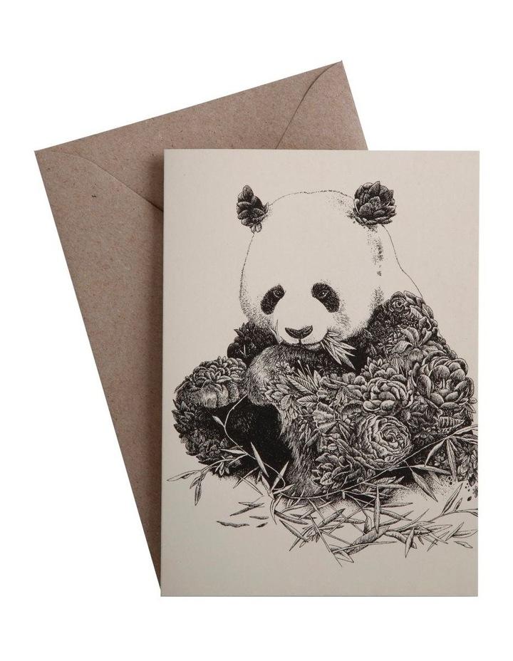 Marini Ferlazzo Greeting Card Giant Panda image 1