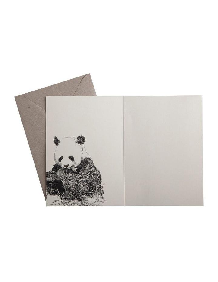 Marini Ferlazzo Greeting Card Giant Panda image 3