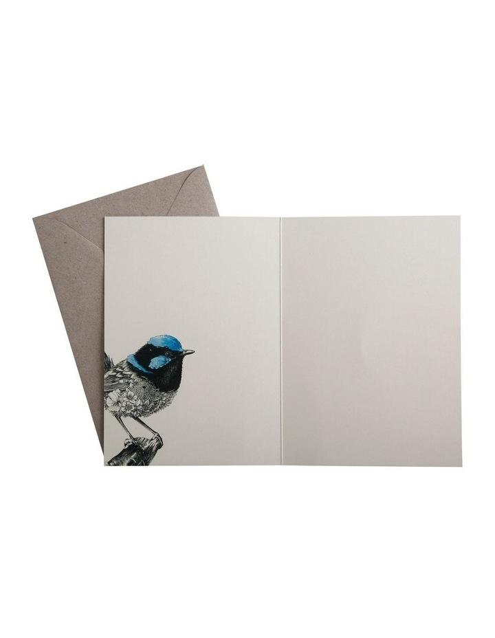Marini Ferlazzo Birds Greeting Card Fairy Wren image 3