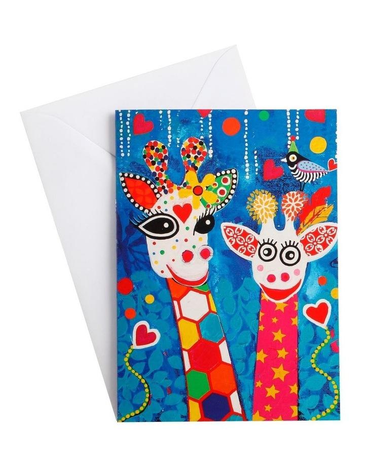 Love Hearts Greeting Card Mr Geefam image 1
