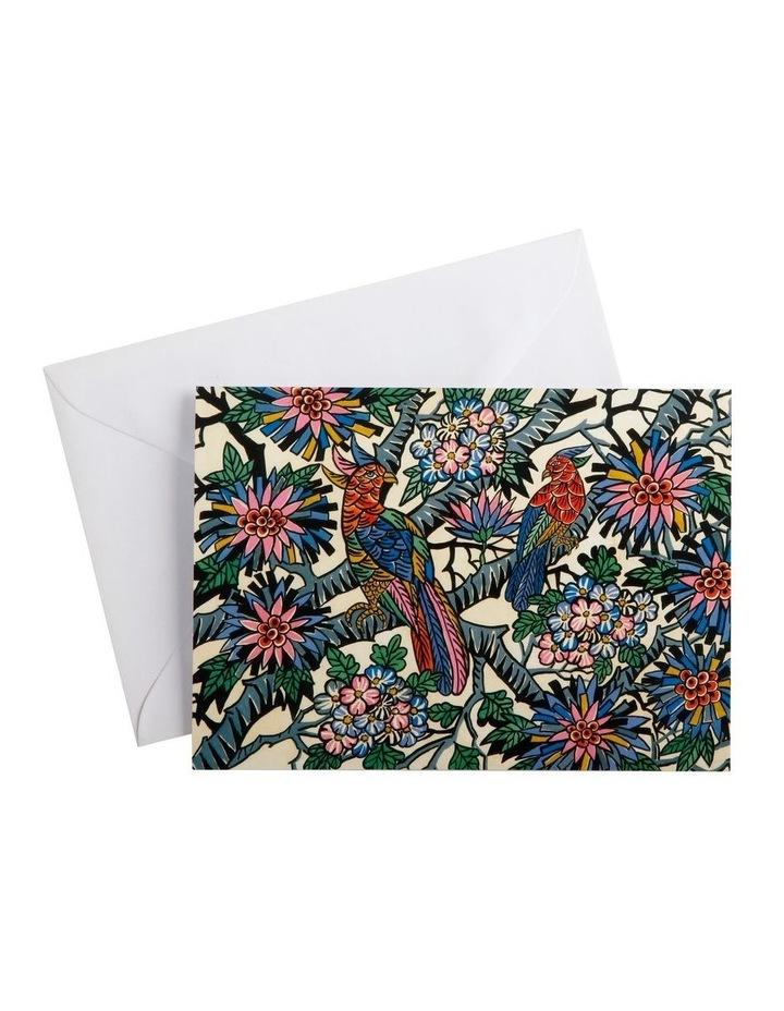 Greg Irvine Greeting Card Birds In Paradise image 1