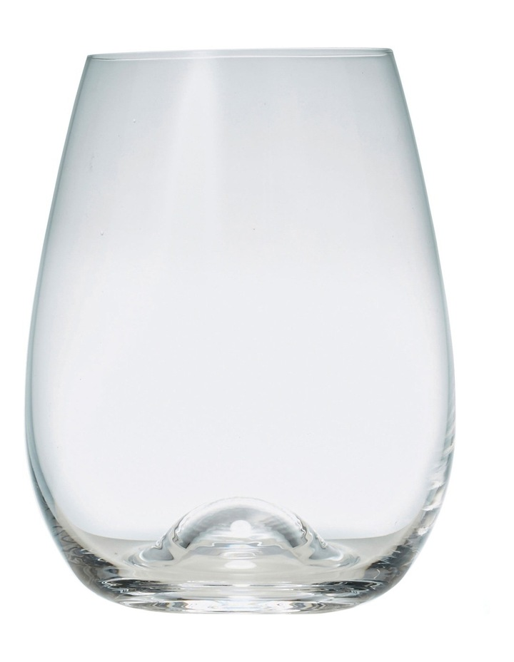 Polo Stemless Wine Glasses  Set of 8 image 1