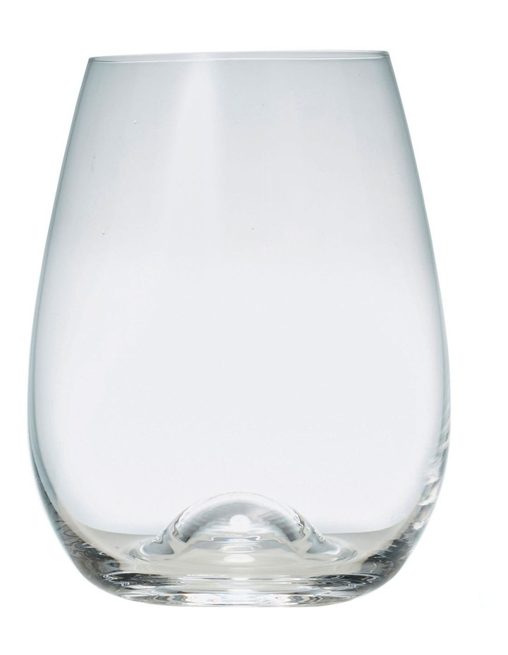 Polo Stemless Wine Glass - Set of 8 image 1