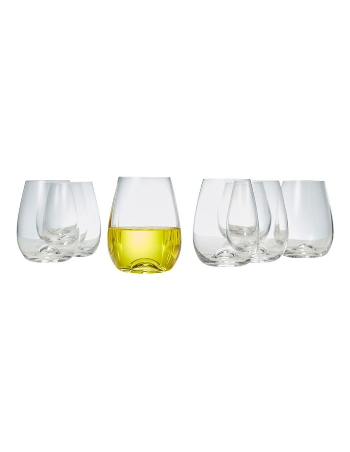 Polo Stemless Wine Glass - Set of 8 image 2