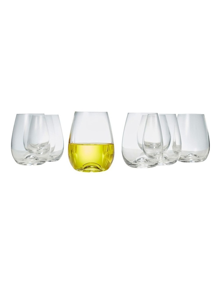 Polo Stemless Wine Glass - Set of 8 image 3