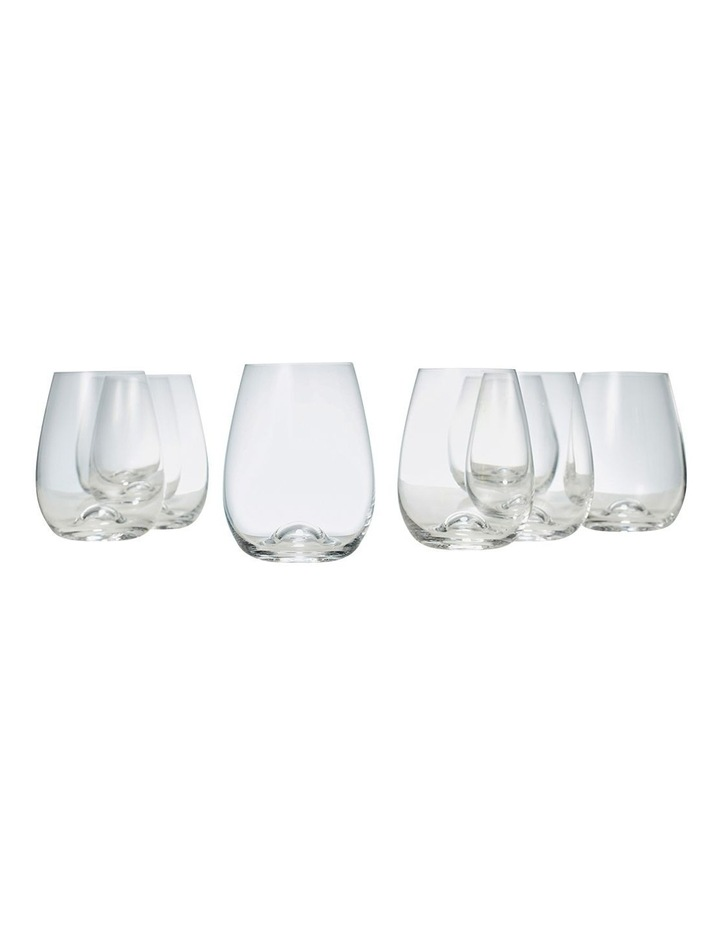 Polo Stemless Wine Glass - Set of 8 image 4