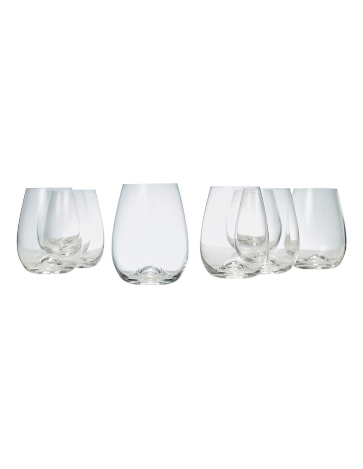 Polo Stemless Wine Glasses  Set of 8 image 4
