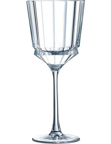 9c9d66584e8e Cristal d'Arques ParisMacassar Wine Glass 250ML Set of 6. Cristal d'Arques  Paris Macassar Wine Glass 250ML Set of 6
