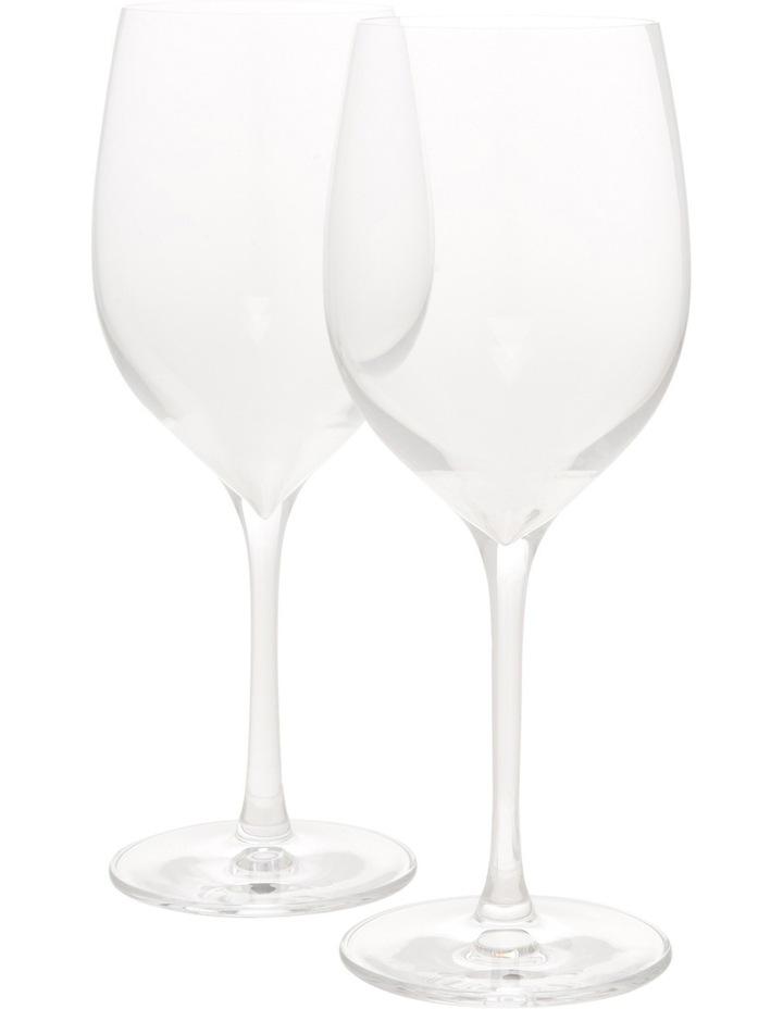 Terroir Crystal Hand Made White Wine Glasses Set of 2 image 1
