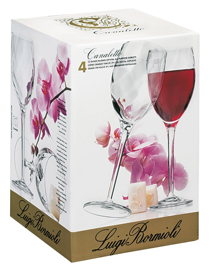 'Canaletto' Red Wine Set of 4 image 5