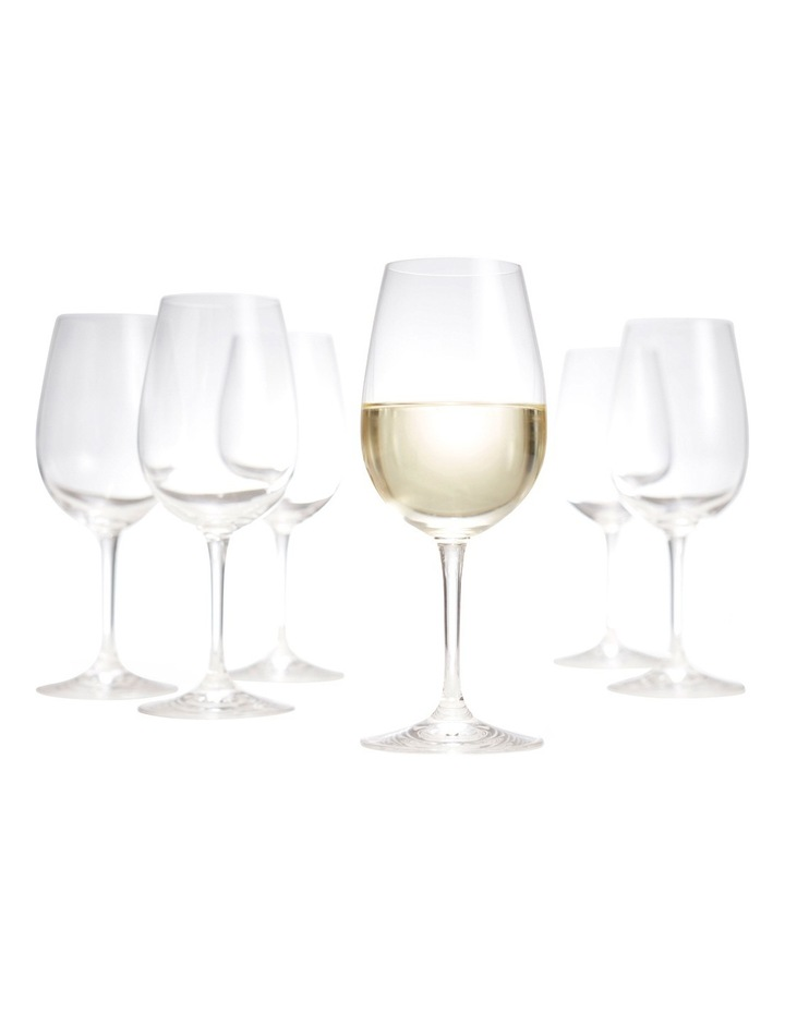 'Salut' White Wine Set of 6 image 2