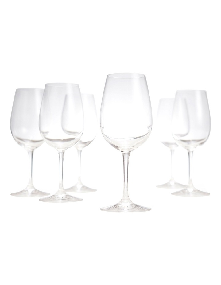 'Salut' White Wine Set of 6 image 4