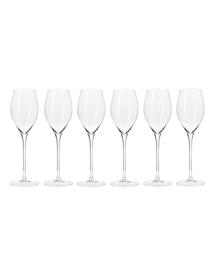 Harmony Prosecco Glass 280ML 6pc Gift Boxed image 1