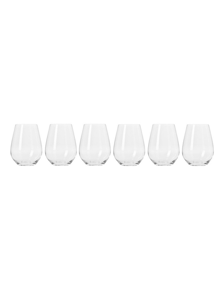 Harmony Stemless Wine 400ML 6pc Gift Boxed image 1
