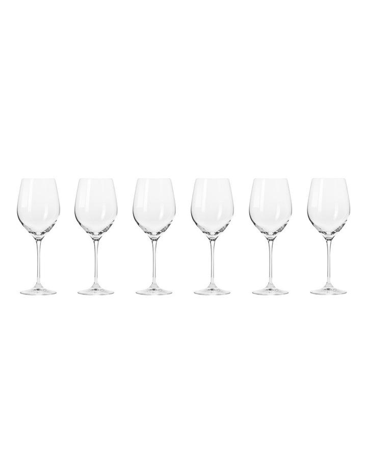 Harmony Wine Glass 370ML 6pc Gift Boxed image 1