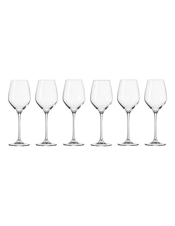 Splendour Wine Glass 200ML 6pc Gift Boxed image 1