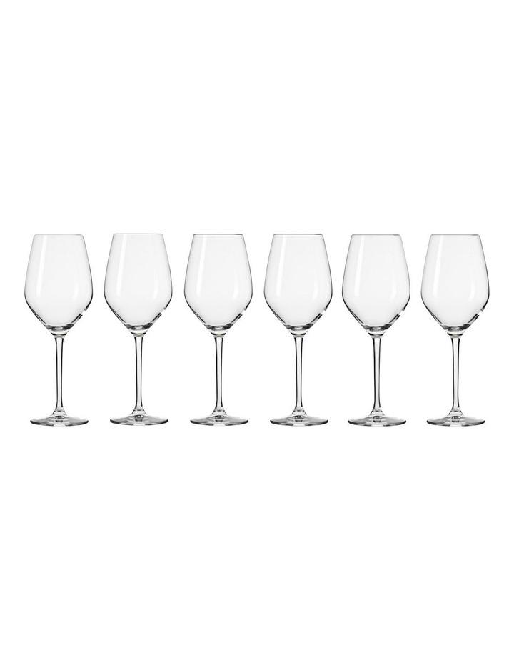 Splendour Wine Glass 300ML 6pc Gift Boxed image 1