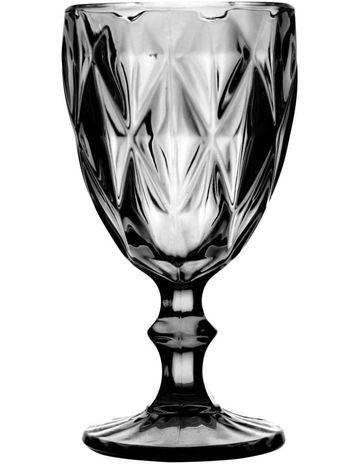 CAMDEN WINE GLASS GREY image 1