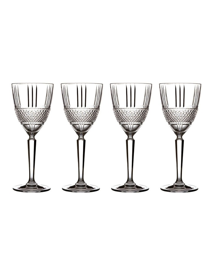Verona Wine Glass 180ML Set of 4 Gift Boxed image 1