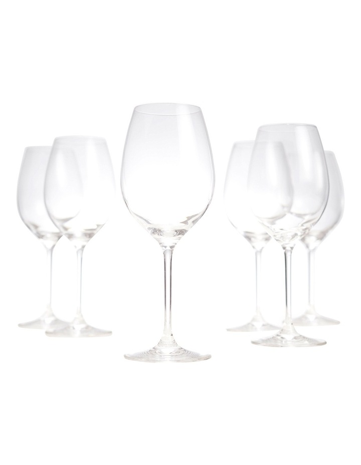 Cuvee White Wine Glasses - Set Of 6 image 2