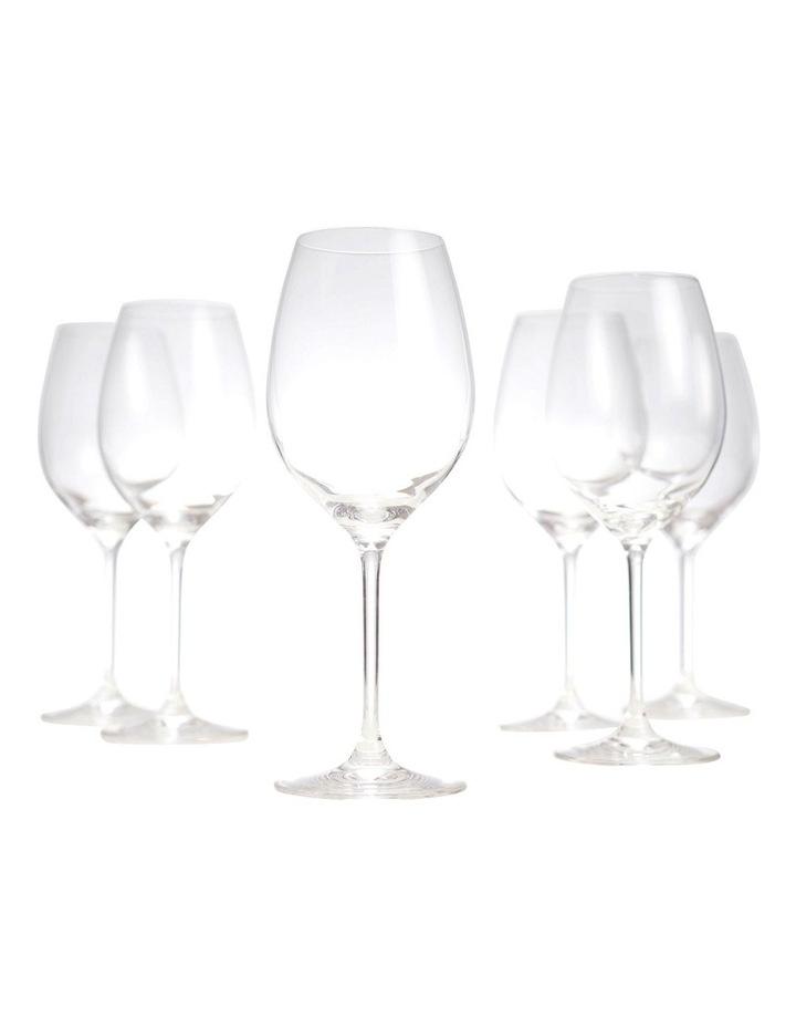 Cuvee White Wine Glasses - Set Of 6 image 1