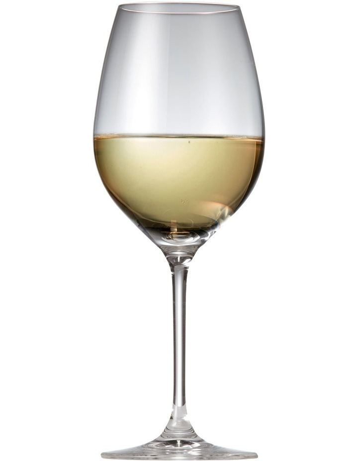 Cuvee White Wine Glasses - Set Of 6 image 4